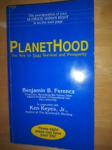 PlanetHood book cover Ferencz and Keyes